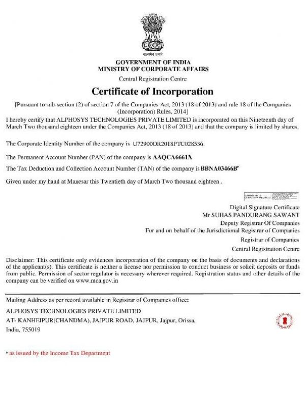 CERTIFICATE-OF-INCORPORATION-001-1